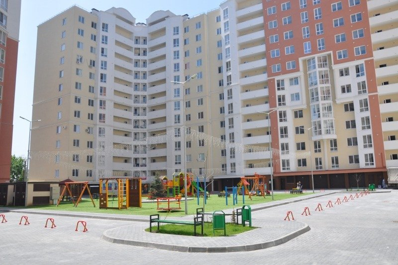 Apartament de vanzare Chisinau Vasile Lupu construit