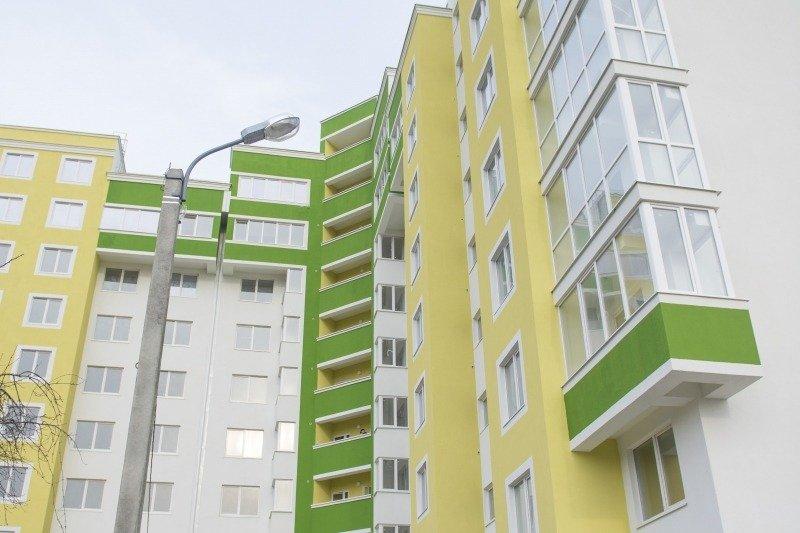 Apartament de vanzare Chisinau Complex Locativ Paris chisinau