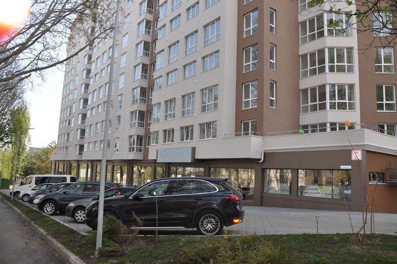 Apartament de vanzare Chisinau Albisoara desing modern