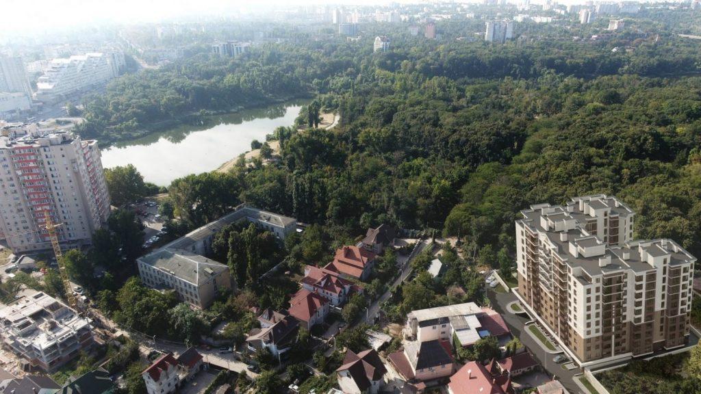 Apartament de vanzare Chisinau Valea trandafirilor complex locativ