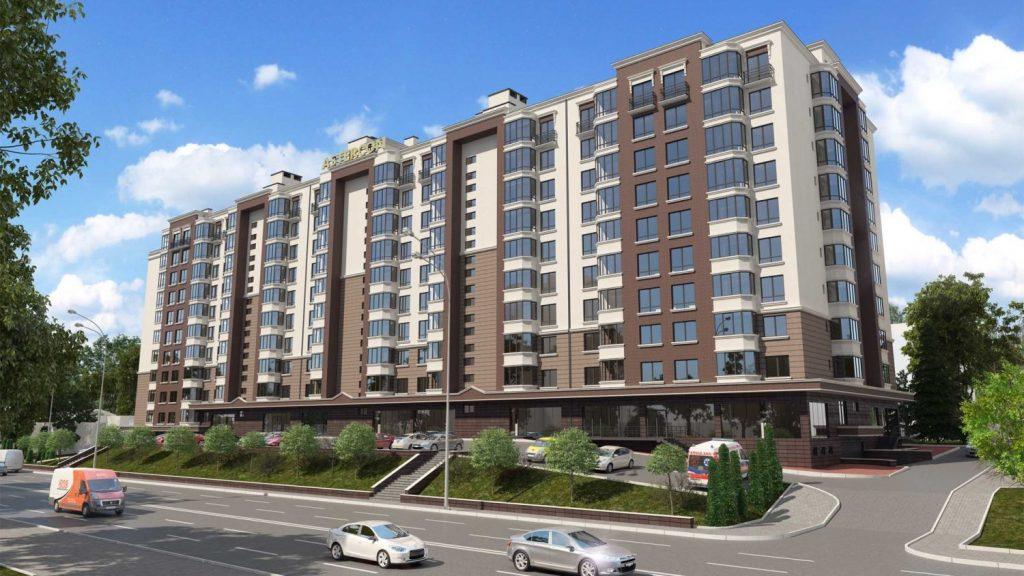 Apartament de vanzare Chisinau Alba Iulia residence la pret avantajos