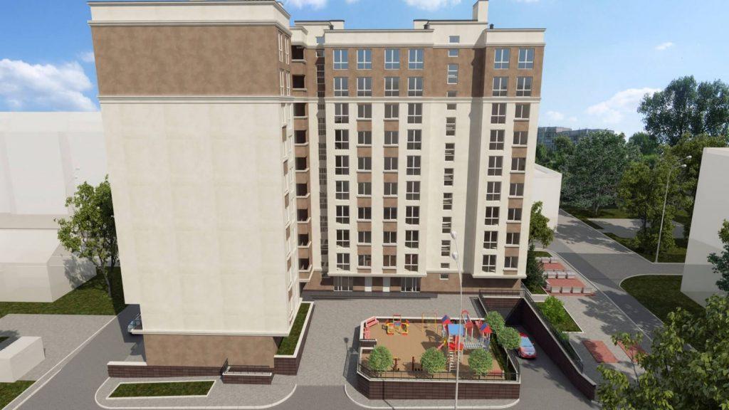 Apartament de vanzare Chisinau Urban Residence rezistent